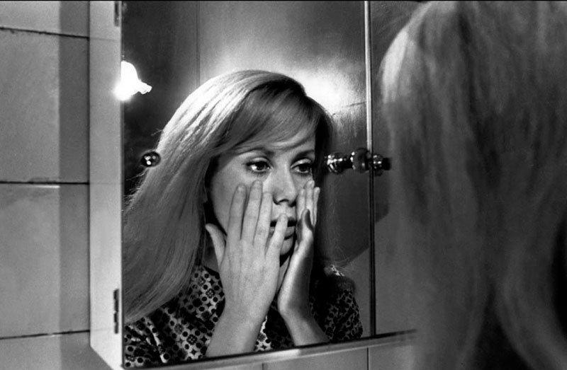 кино, кино на вечер, подборки кино, подборки фильмов, фильмы ужасов, триллер, хоррор, свидание, романтический ужин, Отвращение/Repulsion (1965)