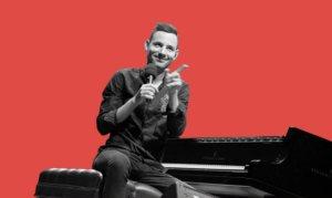 Как исполнитель каверов убедит вас, что вы можете все: в Киеве выступит Петер Бенце