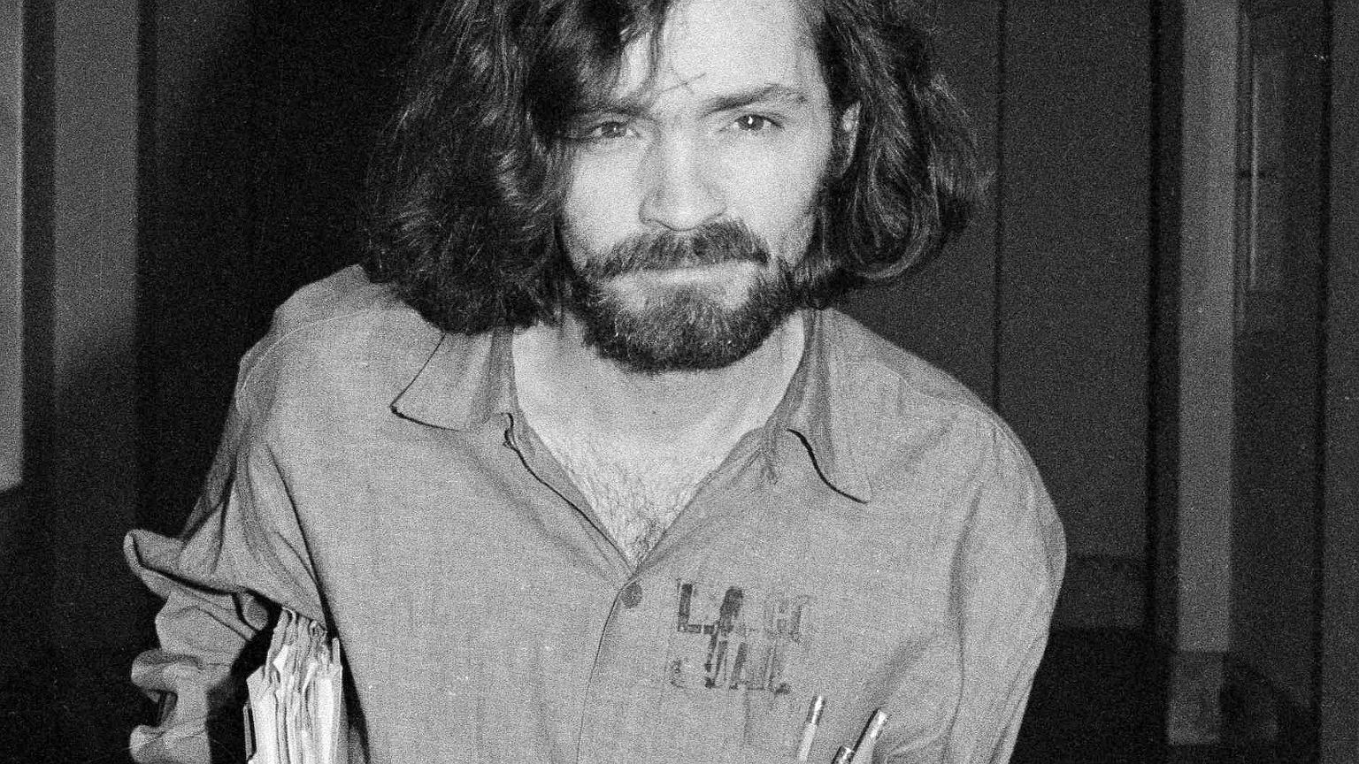 interviews with charles manson - HD 1536×864