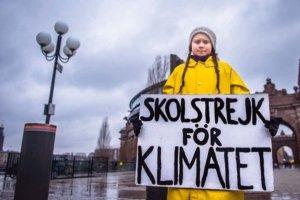Екоактивістка Грета Тунберг отримала звання «Посол совісті» від Amnesty International