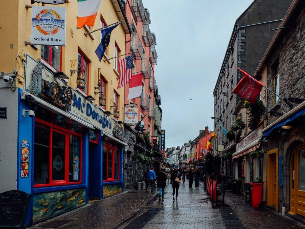 Ґолуей, Ірландія