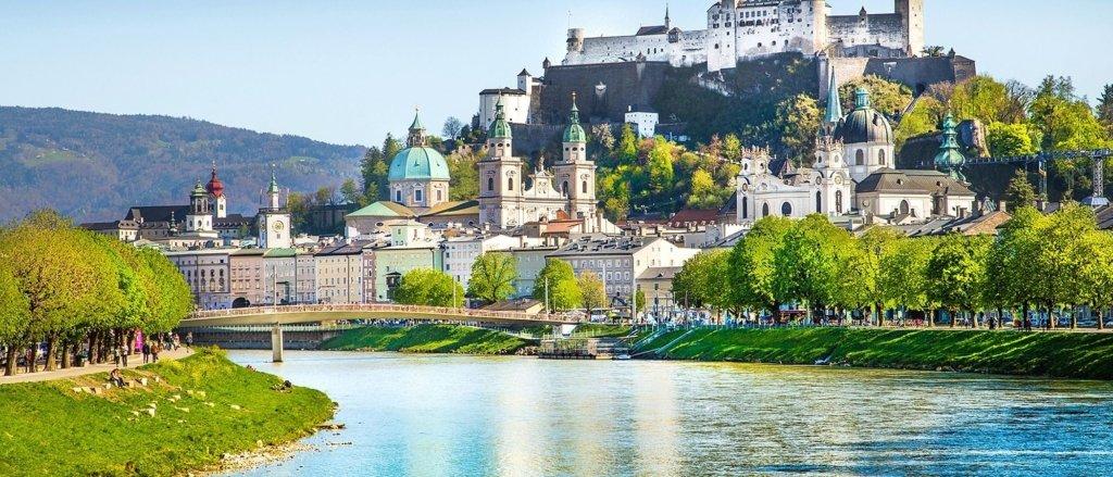 Зальцбург, Австрія