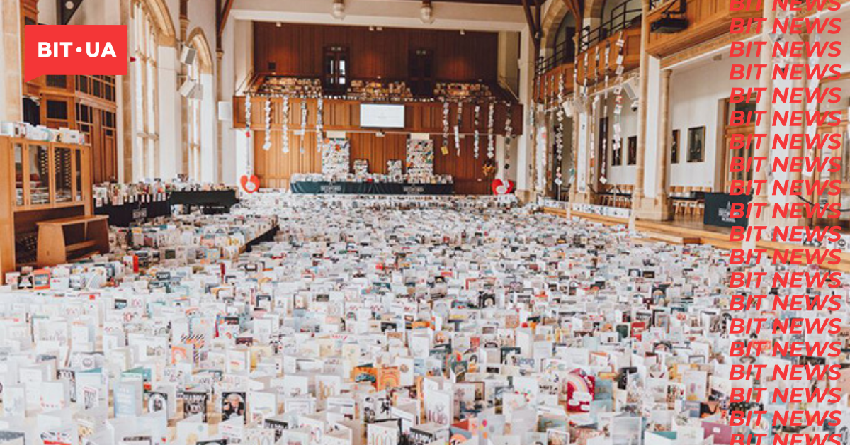 Ветеран, який зібрав £ 30 мільйонів, святкує 100-річчя. Йому надіслали понад 130 тисяч листівок – bit.ua