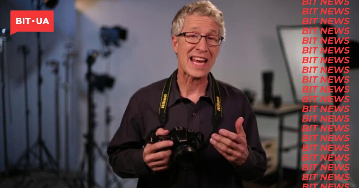 Курс дня: 10 безкоштовних онлайн-уроків відео та фотозйомки від Nikon