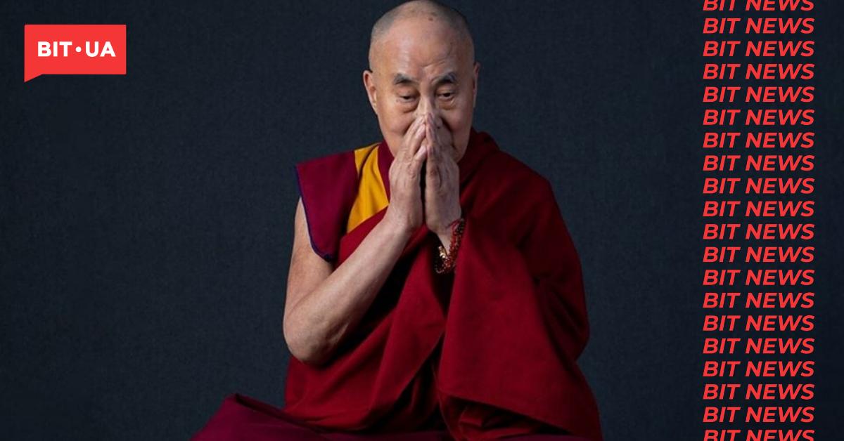 Далай-лама випустить музичний альбом. Один трек можна послухати вже зараз