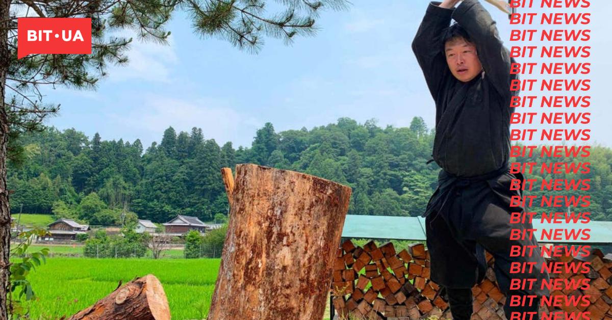 Японський університет випустив першого дипломованого спеціаліста із життя ніндзя