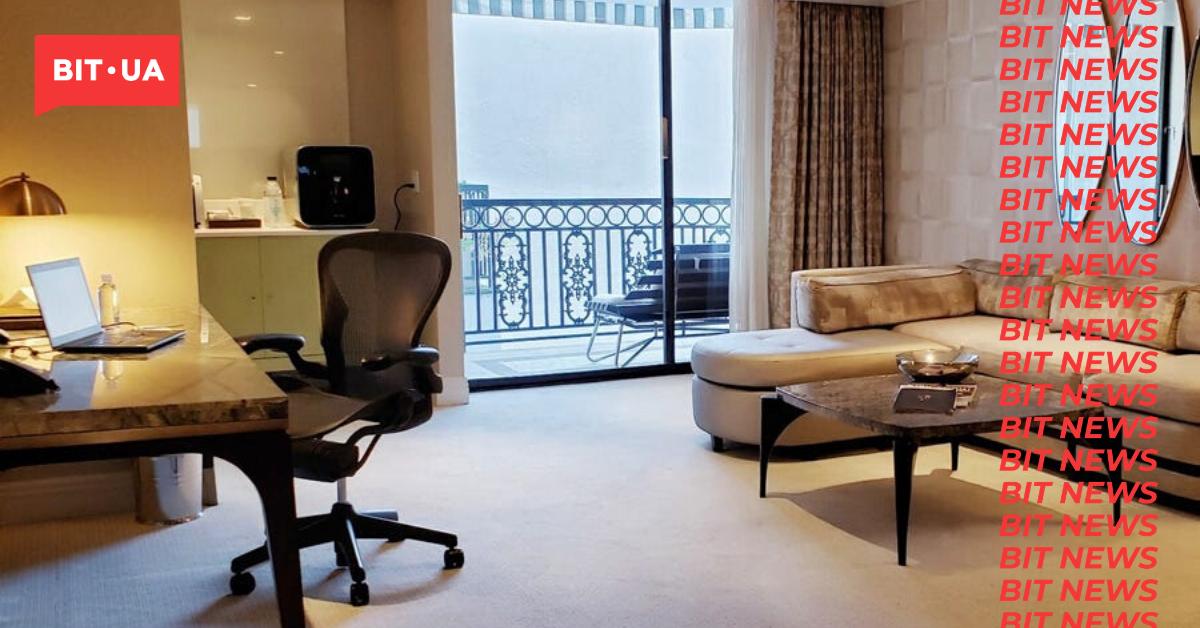Готелі в США почали здавати номери під офіс під час карантину. Попит є!