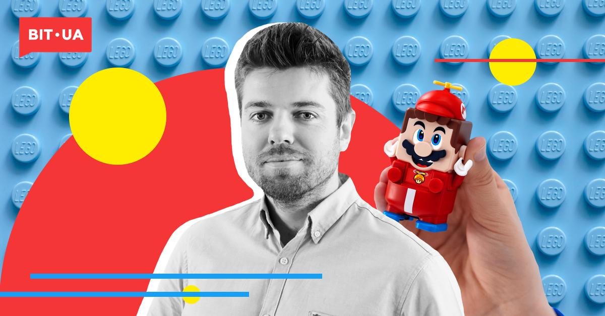Час ностальгії: LEGO запускає набір Super Mario