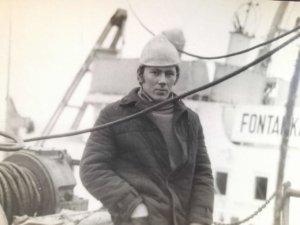 П'ятдесят років тому мій дідусь переправляв океаном рибу, рятував кораблі і їв борщ під час шторму в Атлантиці. Ось його історія