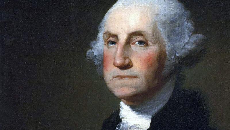Джордж Вашингтон, Президент США.