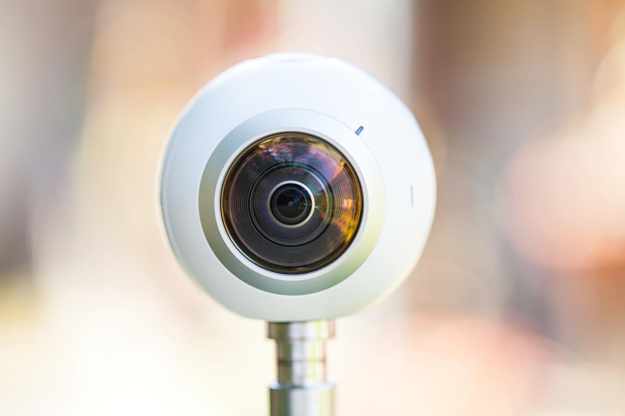 Панорамна IP-камера